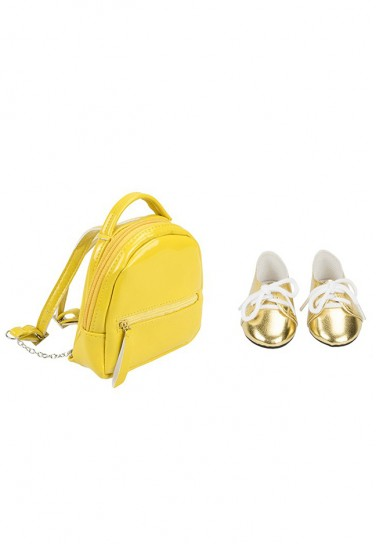 ACCESSOIRES YELLOW GOLD BOX
