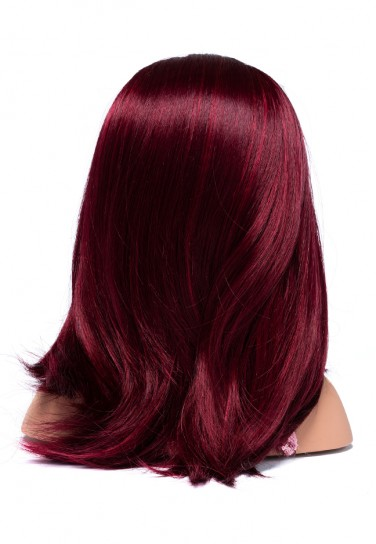 BURGUNDY RED WIG FOR I'M A...