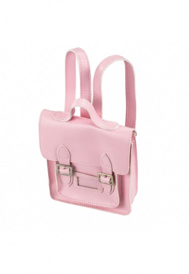 LIGHT PINK SCHOOL BACKPACK