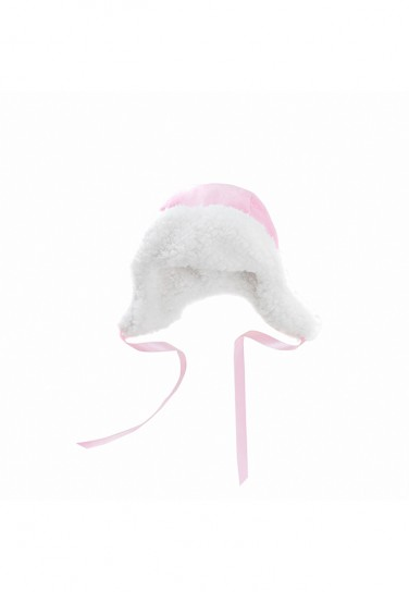 PINK DOLL SNOW CAP