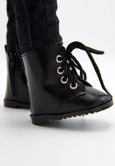BLACK ROCK REBEL BOOTS